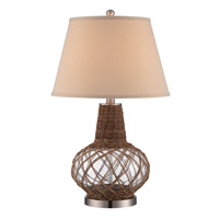 Kesler 30 inch 23 watt Table Lamp Portable Light
