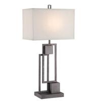 Lite Source LS-22564 Volterra 31 inch 23 watt Antique Patina Table Lamp Portable Light