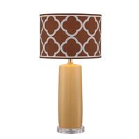 Lite Source LS-22758 Monisha 25 inch 23 watt Table Lamp Portable Light