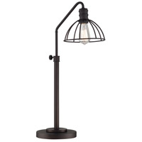 Lite Source LS-22835 Gaius 27 inch 40 watt Table Lamp Portable Light