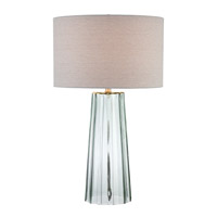 Lite Source LS-22881 Rogelio 29 inch 23 watt Glass Table Lamp Portable Light