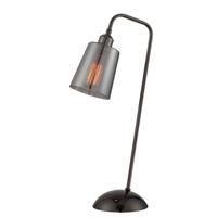 Lite Source LS-22894 Lovette 23 inch 60 watt Chrome Table Lamp Portable Light