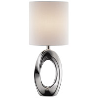 Lite Source LS-23183 Clover 22 inch 60 watt Table Lamp Portable Light