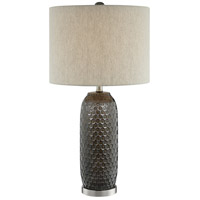 Lite Source LS-23186 Covington 30 inch 150 watt Aged Bronze Ceramic Table Lamp Portable Light