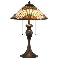 Lite Source LS-23274 Creason 21 inch 60 watt Table Lamp Portable Light