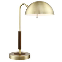 Lite Source LS-23302 Clouseau 19 inch 60 watt Desk Lamp Portable Light