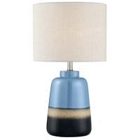 Lite Source LS-23342 Cinclare 23 inch 100 watt Table Lamp Portable Light