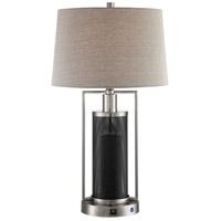 Lite Source LS-23485 Tobias 30 inch 9 watt Table Lamp Portable Light
