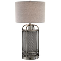 Lite Source LS-23486 Rustie 29 inch 9 watt Table Lamp Portable Light