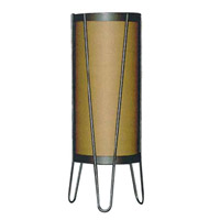 Lite Source Signature 1 Light Table Lamp in Kraft LS-3405KRAFT
