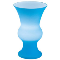 Lite Source Signature 1 Light Accent Lamp in Blue LS-3501BLU