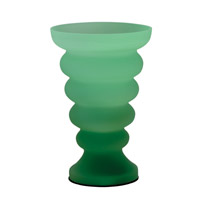 Lite Source Rising Tide 1 Light Table Lamp in Light Green LS-3509L/GRN