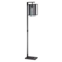 Lite Source C61427 Silveny 61 inch 60 watt Floor Lamp Portable Light