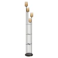 Lite Source LS-80701D/BRZ Bess 71 inch 60 watt Dark Bronze Floor Lamp Portable Light