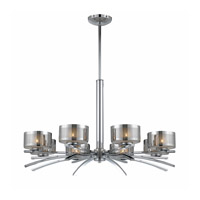 Lumenno Bodorlo 8 Light Chandelier in Chrome Plated 2008-03-08
