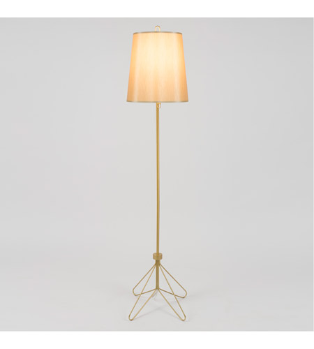 Lights UP Gold Floor Lamps