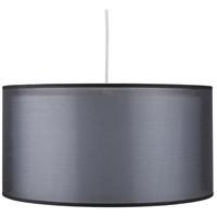Lights UP 9202BN-BOR/BLN Doubles 1 Light Brushed Nickel Pendant Ceiling Light
