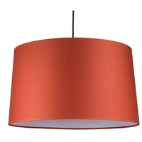 Lights UP 9703BN-BUC Weegee 2 Light 5 inch Brushed Nickel Pendant Ceiling Light in Burnish Chintz