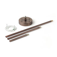 Lights UP Stem Kit Hardware in Oil Rubbed Bronze HD-105OB