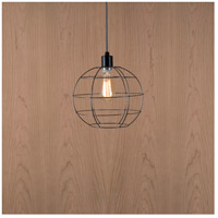 Lights UP W908UF-2000EI Globe 1 Light Unfinished Metal Pendant Ceiling Light Small