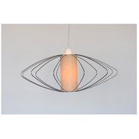 Lights UP W944UF-2000WH-OWD Woody Nelson 1 Light Unfinished Metal Pendant Ceiling Light