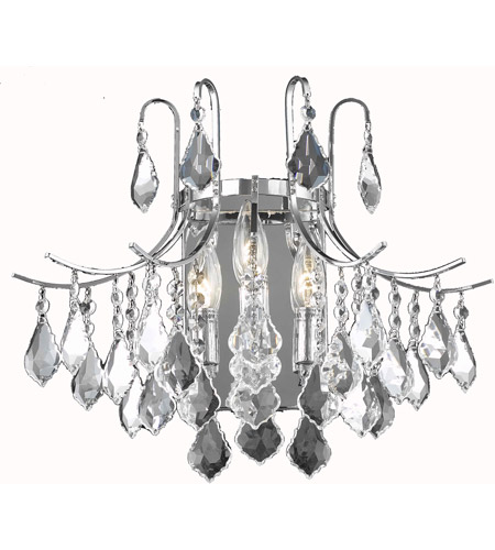 Living District Chrome Wall Sconces