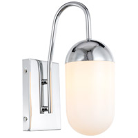 Living District Chrome Kace Wall Sconces