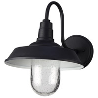 Living District LDOD1500 Oskar LED 13 inch Black Outdoor Wall Sconce