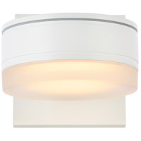 Living District LDOD4013WH Raine 5 inch White Outdoor Wall Light