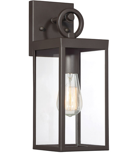 Light Visions PL0220ORB Farmhouse 1 Light 10 inch Oil Rubbed Bronze Outdoor Wall Sconce alternative photo thumbnail