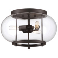 Light Visions PL0264ORB Farmhouse 3 Light 8 inch Oil Rubbed Bronze Outdoor Sconce