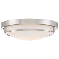 Light Visions PL0082PN Transitional 2 Light 13 inch Polished Nickel Flush Mount Ceiling Light