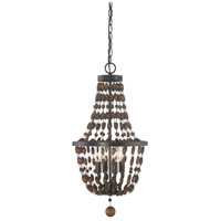 Light Visions PL0144ORB Transitional 4 Light 13 inch Oil Rubbed Bronze Pendant Ceiling Light