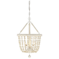 Light Visions PL0146BC Coastal 3 Light 13 inch Botticino Cream Pendant Ceiling Light