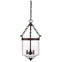 Light Visions PL0177ORB Transitional 3 Light 13 inch Oil Rubbed Bronze Pendant Ceiling Light