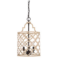 Light Visions PL0178LWORB Transitional 3 Light 12 inch Light Wood with Oil Rubbed Bronze Foyer Ceiling Light alternative photo thumbnail