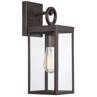 Light Visions PL0220ORB Farmhouse 1 Light 10 inch Oil Rubbed Bronze Outdoor Wall Sconce photo thumbnail