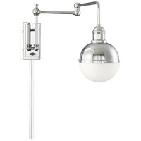 Light Visions PL0238CH Mid-Century 1 Light 7 inch Chrome Wall Sconce Wall Light alternative photo thumbnail