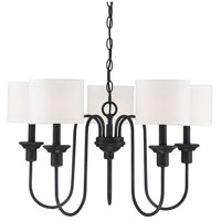 Light Visions PL0249CR Traditional 5 Light 26 inch Charisma Chandelier Ceiling Light
