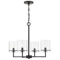 Light Visions PL0251ORB Transitional 4 Light 26 inch Oil Rubbed Bronze Chandelier Ceiling Light