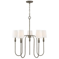 Light Visions PL0252AW Traditional 5 Light 27 inch Aged Wood Chandelier Ceiling Light