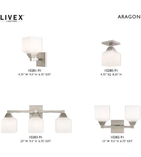 Livex 10282-91
