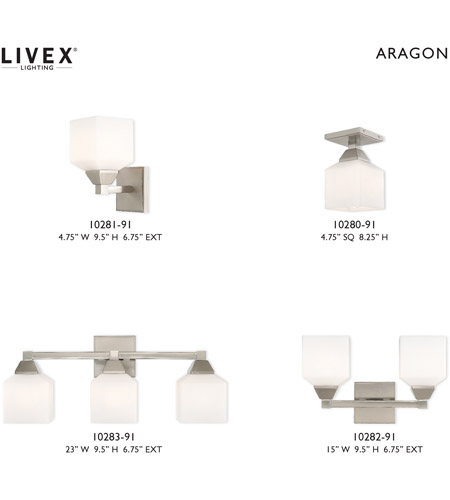 Livex 10283-91