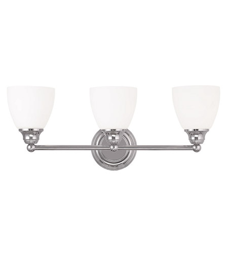 Livex 13663 05 somerville 3 light 23 inch polished chrome vanity livex 13663 05 somerville 3 light 23 inch polished chrome vanity light wall light aloadofball Image collections