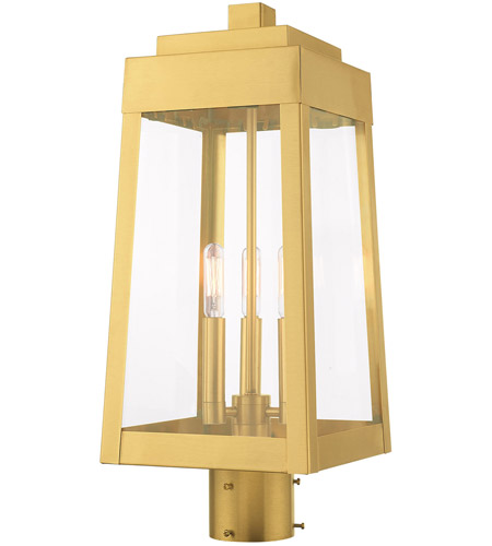 Solid Brass Oslo Post Lights