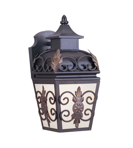 Bronze Berkshire Outdoor Wall Lights