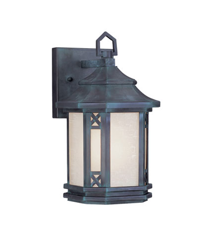 Livex Lighting Tahoe 1 Light Outdoor Wall Lantern in Charcoal 2311-61 photo