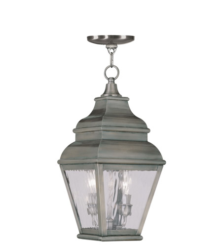 Pewter Outdoor Pendants/Chandeliers