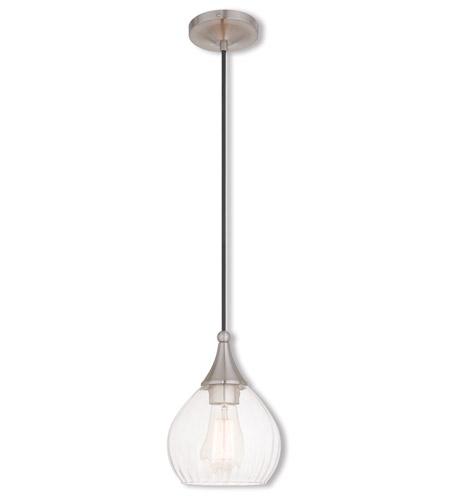 Livex Lighting 4210-91 Somerset Mini Pendant