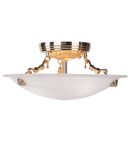 Livex 4272 02 oasis 3 light 12 inch polished brass ceiling mount livex 4272 02 oasis 3 light 12 inch polished brass ceiling mount ceiling light mozeypictures Image collections